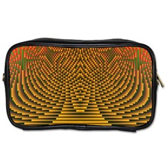 Fractal Pattern Toiletries Bags by BangZart