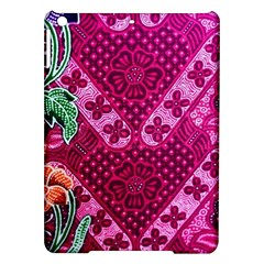 Pink Batik Cloth Fabric Ipad Air Hardshell Cases