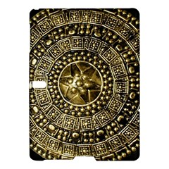 Gold Roman Shield Costume Samsung Galaxy Tab S (10 5 ) Hardshell Case