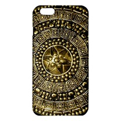 Gold Roman Shield Costume Iphone 6 Plus/6s Plus Tpu Case