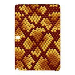 Snake Skin Pattern Vector Samsung Galaxy Tab Pro 10 1 Hardshell Case
