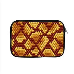 Snake Skin Pattern Vector Apple Macbook Pro 15  Zipper Case