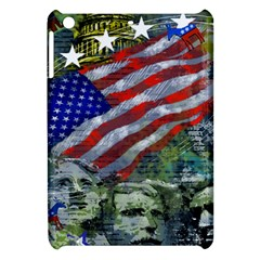 Usa United States Of America Images Independence Day Apple Ipad Mini Hardshell Case by BangZart