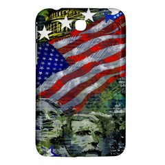 Usa United States Of America Images Independence Day Samsung Galaxy Tab 3 (7 ) P3200 Hardshell Case  by BangZart