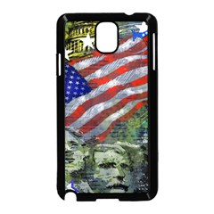 Usa United States Of America Images Independence Day Samsung Galaxy Note 3 Neo Hardshell Case (black)
