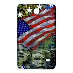 Usa United States Of America Images Independence Day Samsung Galaxy Tab 4 (7 ) Hardshell Case  by BangZart