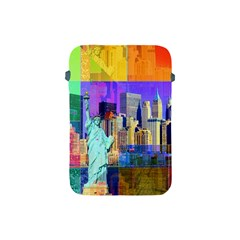 New York City The Statue Of Liberty Apple Ipad Mini Protective Soft Cases