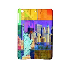 New York City The Statue Of Liberty Ipad Mini 2 Hardshell Cases