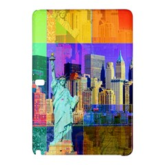 New York City The Statue Of Liberty Samsung Galaxy Tab Pro 10 1 Hardshell Case
