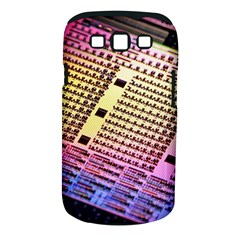 Optics Electronics Machine Technology Circuit Electronic Computer Technics Detail Psychedelic Abstra Samsung Galaxy S Iii Classic Hardshell Case (pc+silicone) by BangZart