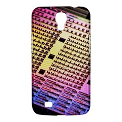 Optics Electronics Machine Technology Circuit Electronic Computer Technics Detail Psychedelic Abstra Samsung Galaxy Mega 6 3  I9200 Hardshell Case by BangZart