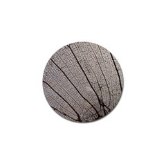 Sea Fan Coral Intricate Patterns Golf Ball Marker (10 Pack)