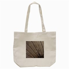 Sea Fan Coral Intricate Patterns Tote Bag (cream)
