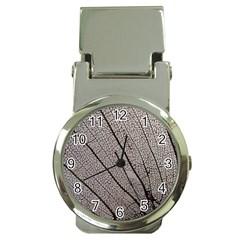 Sea Fan Coral Intricate Patterns Money Clip Watches