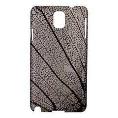 Sea Fan Coral Intricate Patterns Samsung Galaxy Note 3 N9005 Hardshell Case
