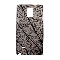 Sea Fan Coral Intricate Patterns Samsung Galaxy Note 4 Hardshell Case