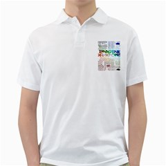 Imagine Dragons Quotes Golf Shirts