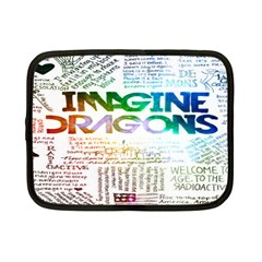 Imagine Dragons Quotes Netbook Case (small)  by BangZart
