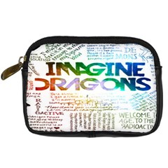 Imagine Dragons Quotes Digital Camera Cases