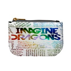 Imagine Dragons Quotes Mini Coin Purses by BangZart