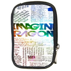 Imagine Dragons Quotes Compact Camera Cases by BangZart