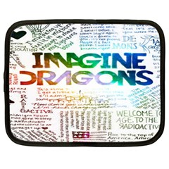 Imagine Dragons Quotes Netbook Case (xxl)