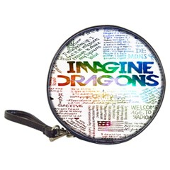 Imagine Dragons Quotes Classic 20 Cd Wallets by BangZart