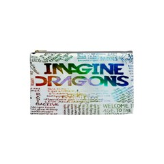 Imagine Dragons Quotes Cosmetic Bag (small)
