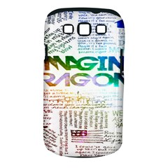 Imagine Dragons Quotes Samsung Galaxy S Iii Classic Hardshell Case (pc+silicone) by BangZart