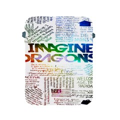 Imagine Dragons Quotes Apple Ipad 2/3/4 Protective Soft Cases by BangZart