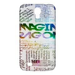 Imagine Dragons Quotes Samsung Galaxy Mega 6 3  I9200 Hardshell Case by BangZart