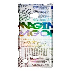 Imagine Dragons Quotes Nokia Lumia 720 by BangZart