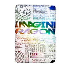 Imagine Dragons Quotes Samsung Galaxy Tab 2 (10 1 ) P5100 Hardshell Case  by BangZart