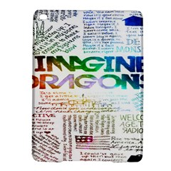 Imagine Dragons Quotes Ipad Air 2 Hardshell Cases by BangZart