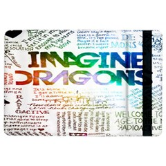Imagine Dragons Quotes Ipad Air 2 Flip by BangZart