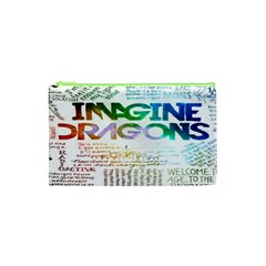 Imagine Dragons Quotes Cosmetic Bag (xs)