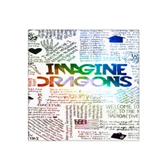 Imagine Dragons Quotes Satin Bandana Scarf by BangZart