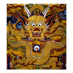 Chinese Dragon Pattern Shower Curtain 66  X 72  (large)
