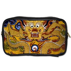 Chinese Dragon Pattern Toiletries Bags 2 Side by BangZart