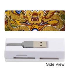 Chinese Dragon Pattern Memory Card Reader (stick)