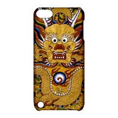 Chinese Dragon Pattern Apple Ipod Touch 5 Hardshell Case With Stand by BangZart