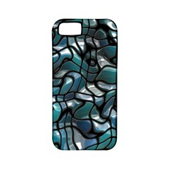 Old Spiderwebs On An Abstract Glass Apple Iphone 5 Classic Hardshell Case (pc+silicone) by BangZart