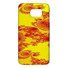 Floral Fractal Pattern Galaxy S6