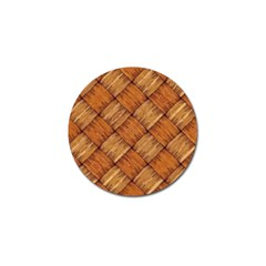 Vector Square Texture Pattern Golf Ball Marker (4 Pack)