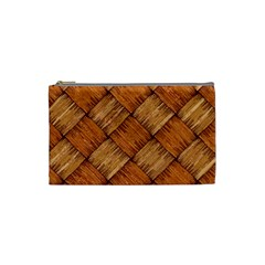 Vector Square Texture Pattern Cosmetic Bag (small)