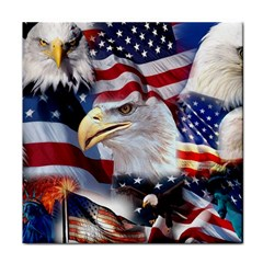 United States Of America Images Independence Day Face Towel