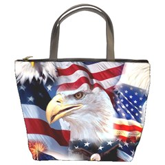 United States Of America Images Independence Day Bucket Bags