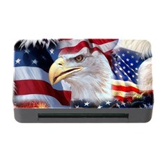 United States Of America Images Independence Day Memory Card Reader With Cf