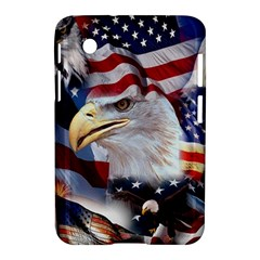 United States Of America Images Independence Day Samsung Galaxy Tab 2 (7 ) P3100 Hardshell Case  by BangZart