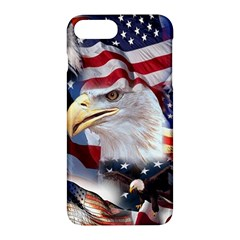United States Of America Images Independence Day Apple Iphone 7 Plus Hardshell Case
